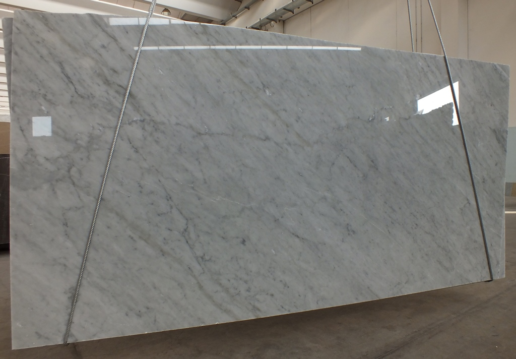 Bianco Carrara CD Marble Slabs