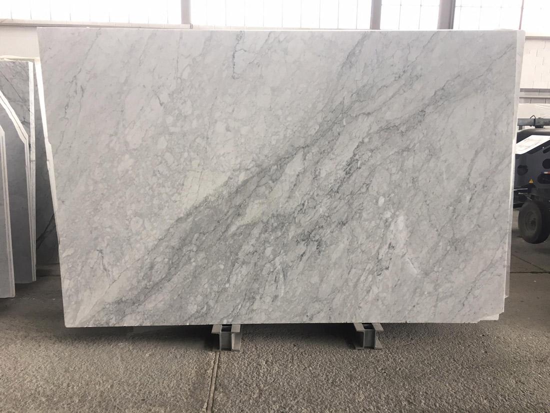 Bianco Carrara Italian White Marble Slabs