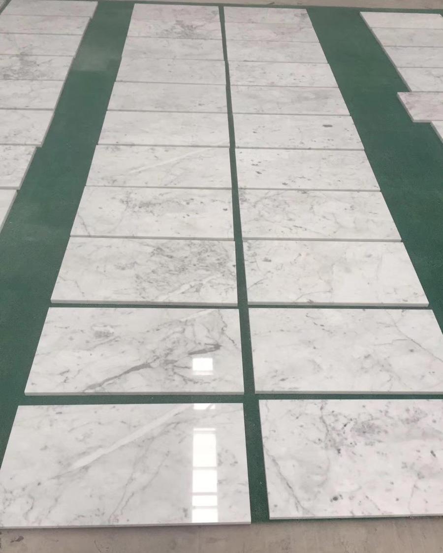 Bianco Carrara Marble Tiles Italian White Marble Slabs