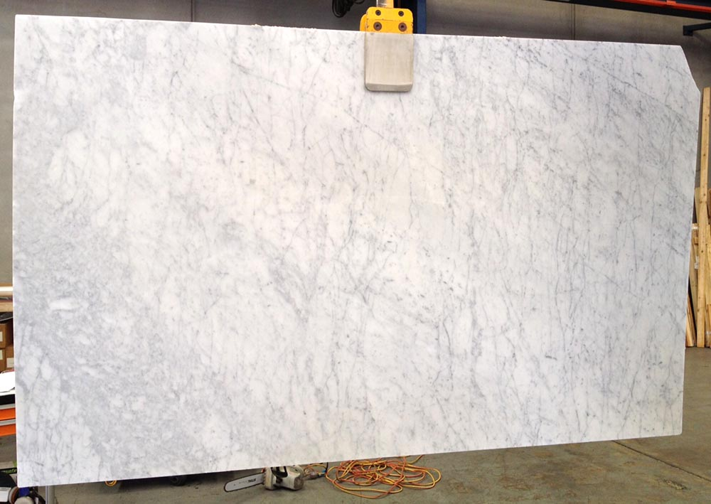 Bianco Carrara Slab Italian White Marble Stone Slabs