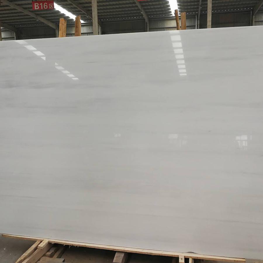 Bianco Dolomiti Marble Polished White Marble Slabs