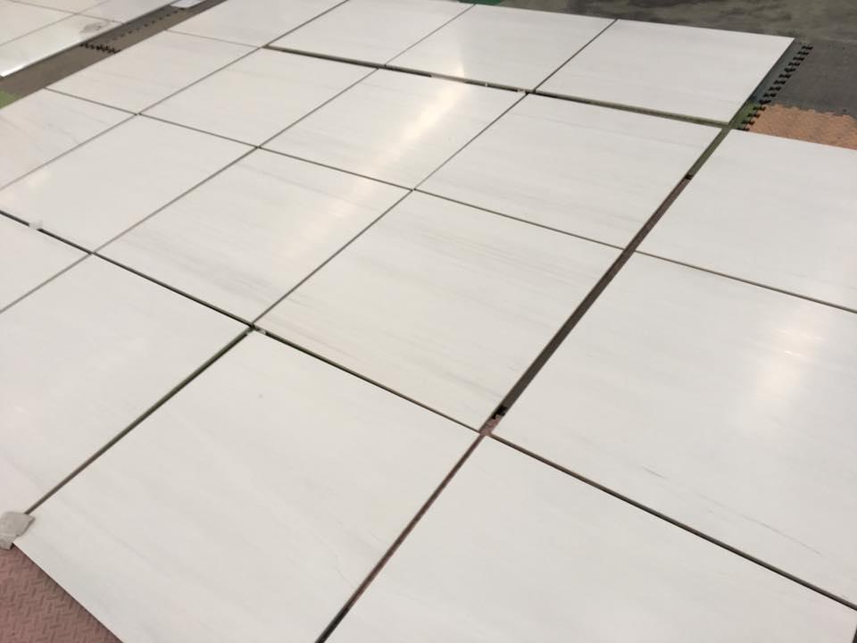 Bianco Dolomiti Marble Tiles Polished White Flooring Tiles