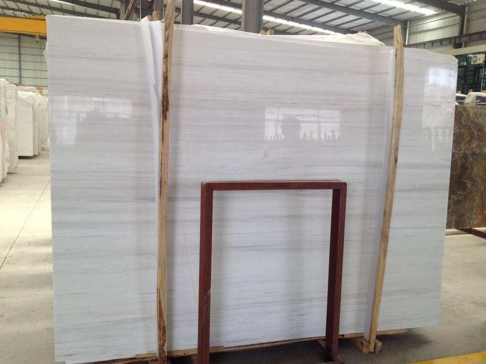 Bianco Dolomiti White Marble Chinese White Marble Slabs