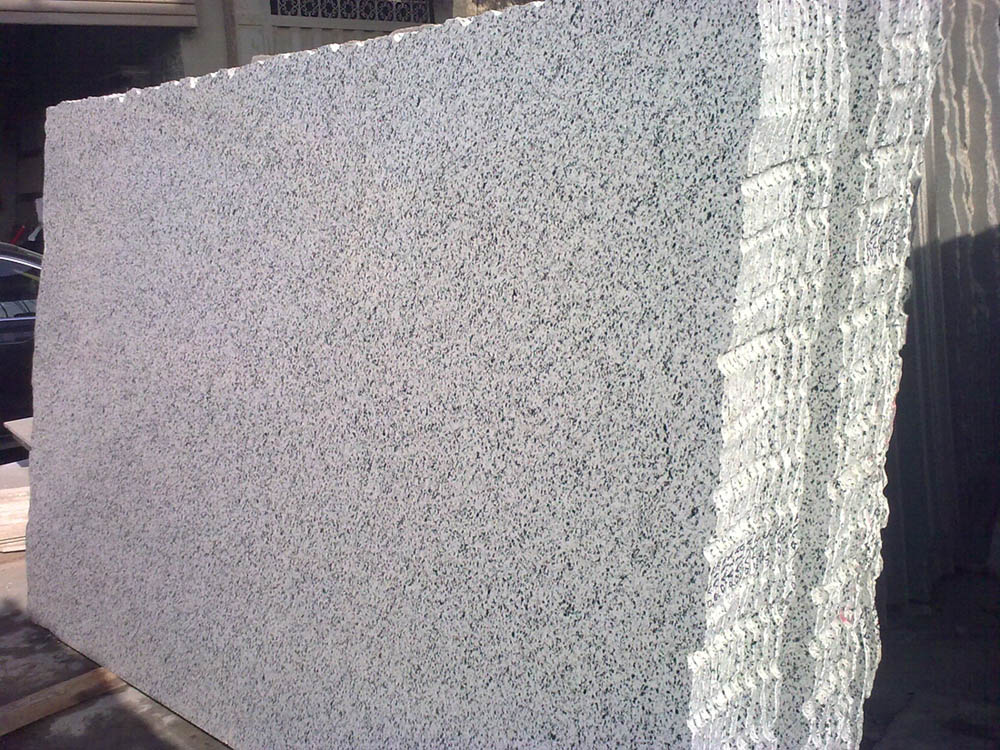 Bianco Halayeb Slabs Polished White Granite Slabs