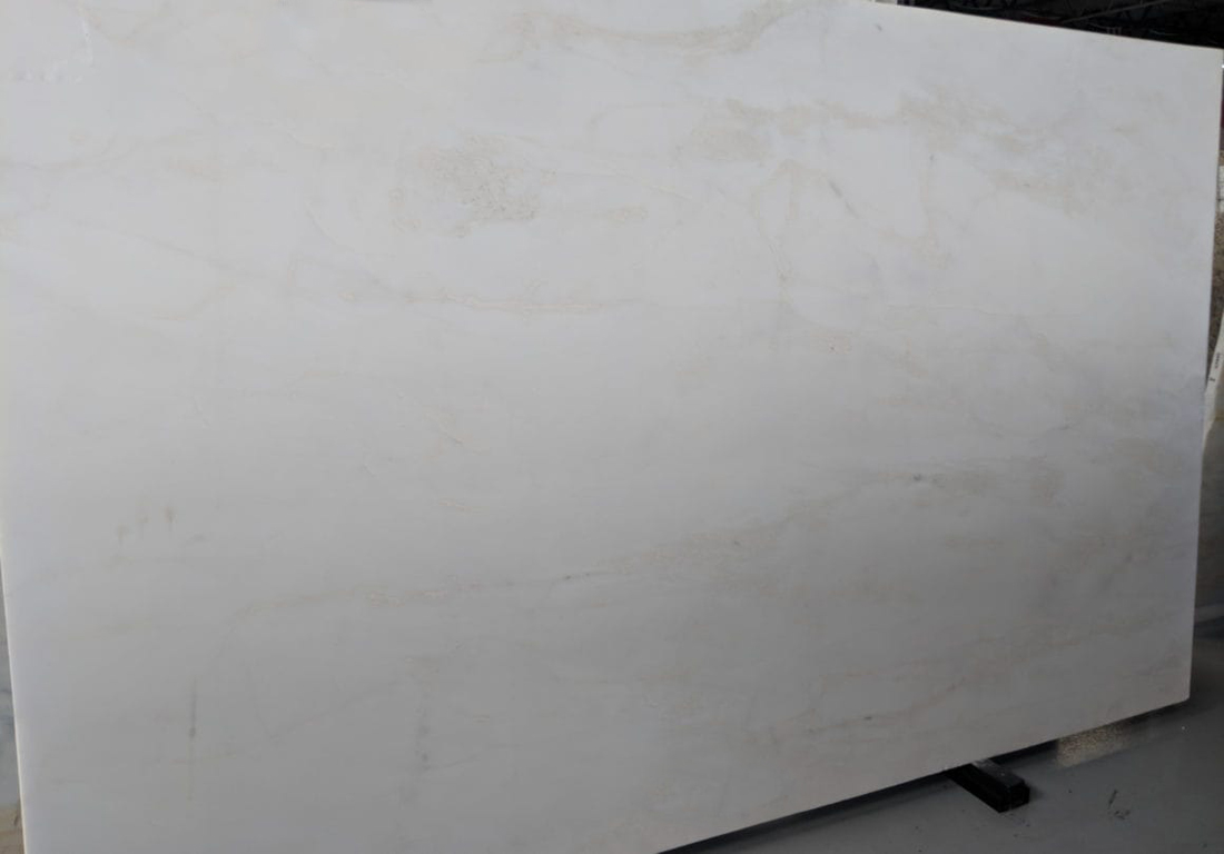 Bianco Imperial Marble Slab Italian White Polished Marble Slabs