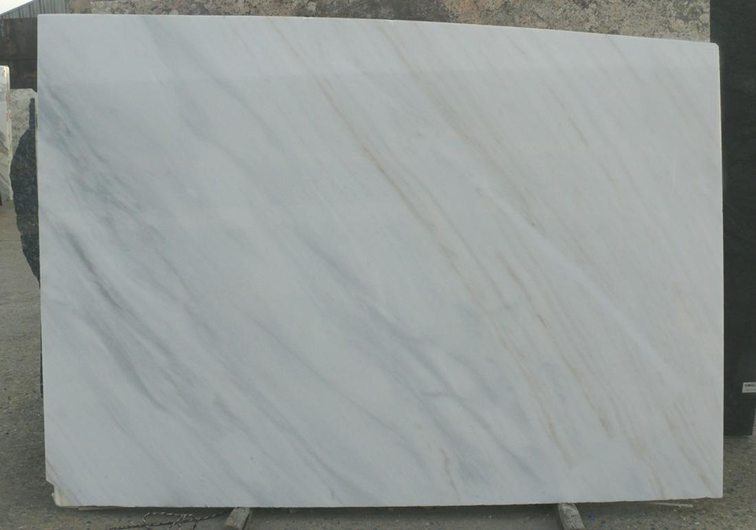 Italy Bianco Lasa Marble Slab Polished White