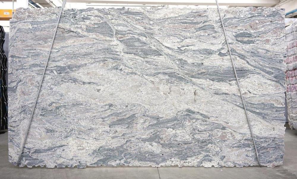 Bianco Piracema Granite Slabs Brazil Premium Granite Stone Slabs