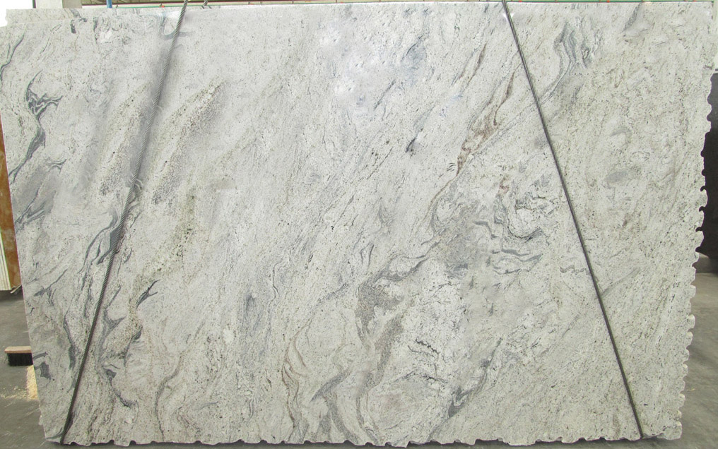 Bianco Piracema White Slabs Polished Granite Stone Slabs
