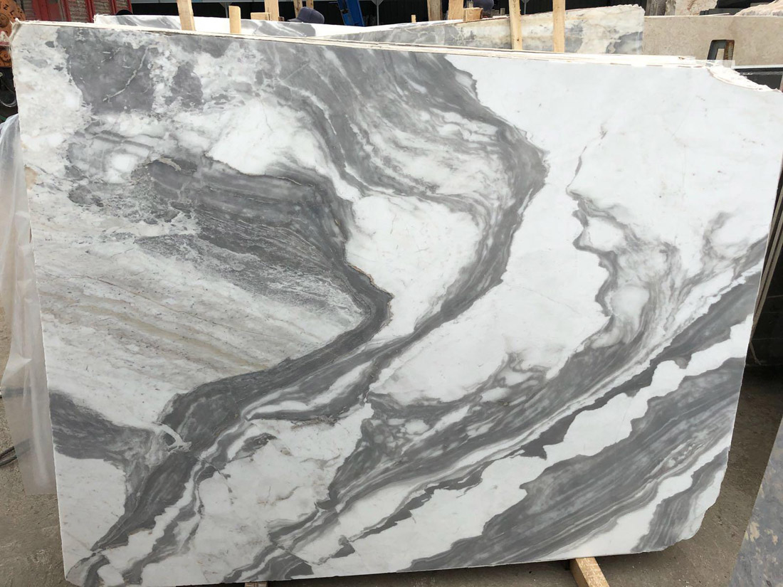 Bianco River Marble