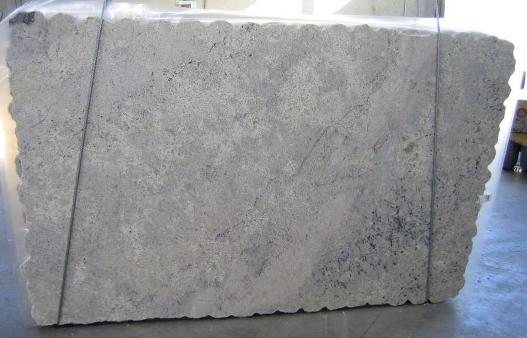 Bianco Romano Granite Brazilian White Granite Slabs