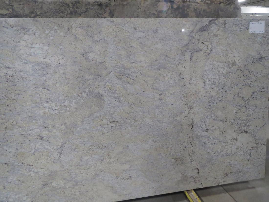 Bianco Romano Granite Polished Slab Brazilian White Granite Slabs