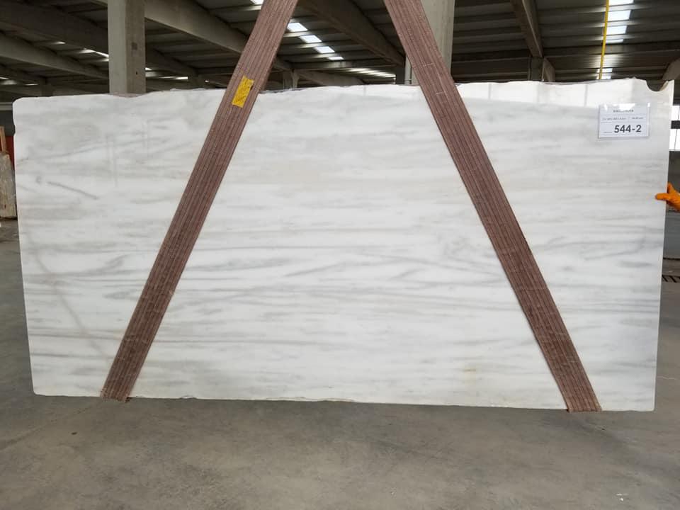 Bianco Rosa Marble Slabs Turkish White Marble Slabs