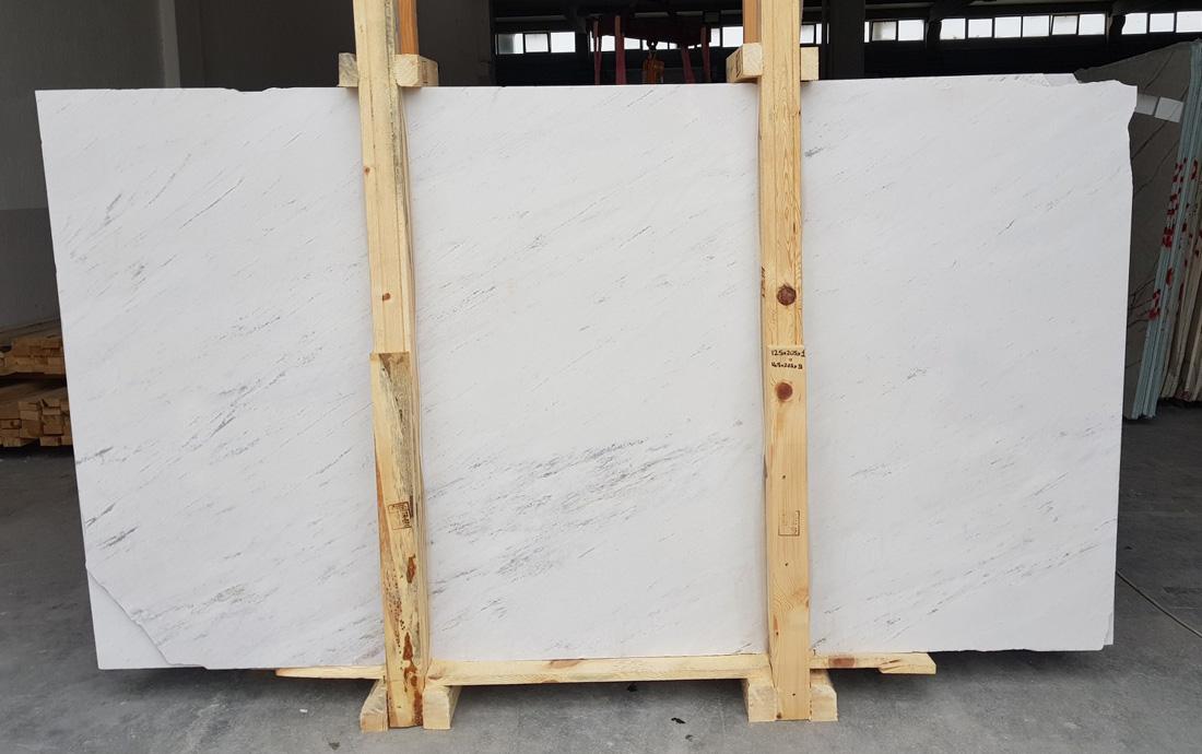 Bianco Sivec Marble Slabs Premium White Stone Slabs