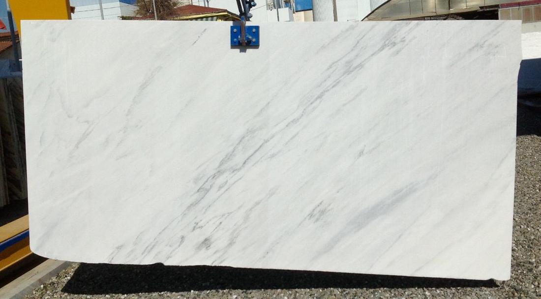 Bianco Spino Slabs White Polished Marble Slabs