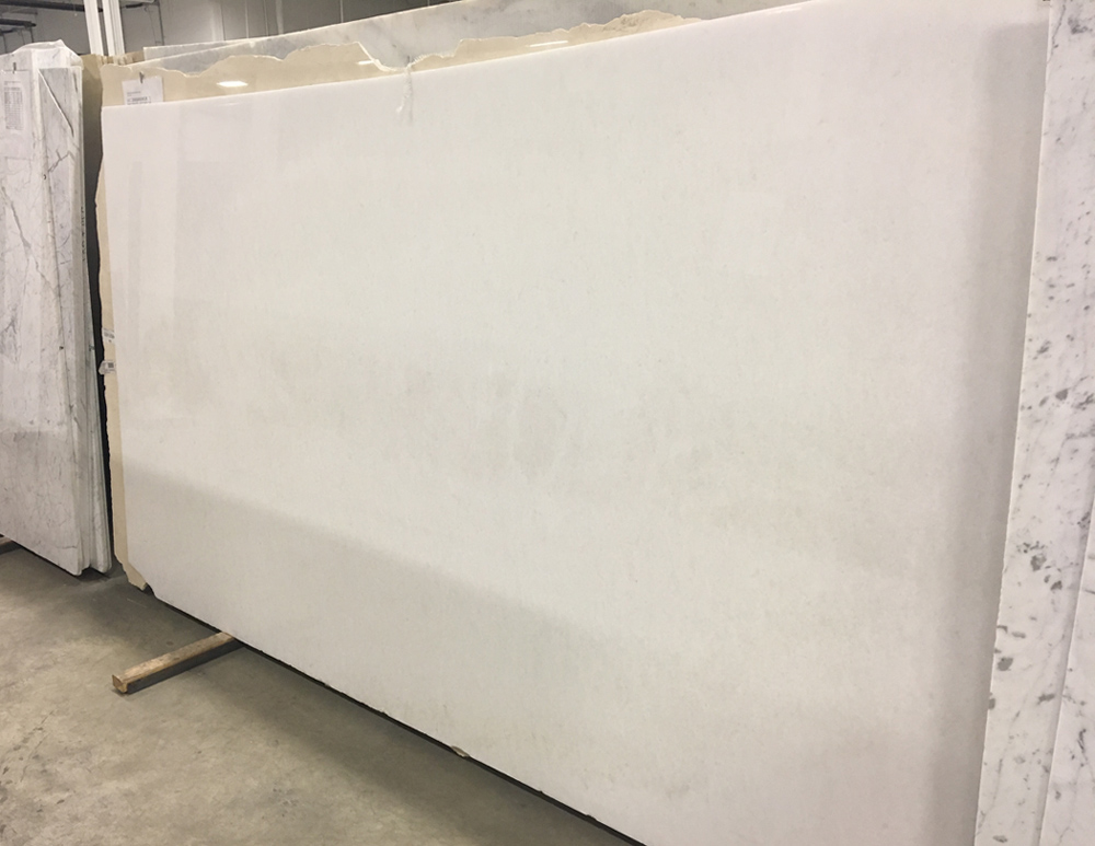 Bianco Stella Marble Slabs Polished White Marble Stone Slabs