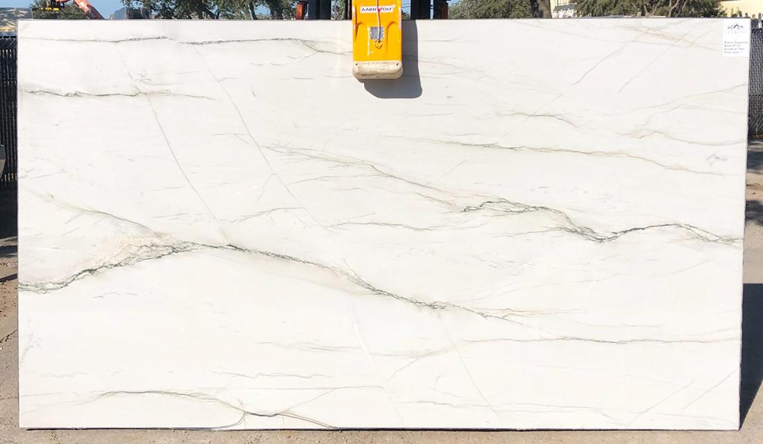 Bianco Superiore Quartzite Slabs White Quartzite Slabs from Brazil