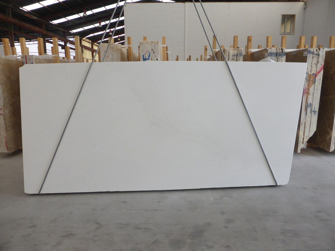 Bianco Thassos Greece White Marble Slabs