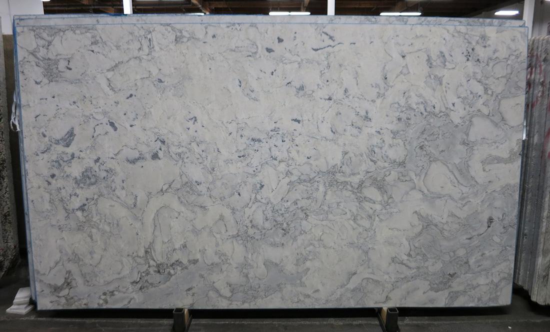 Bianco Treviso Honed 3cm Marble Slabs White Marble Stone Slabs