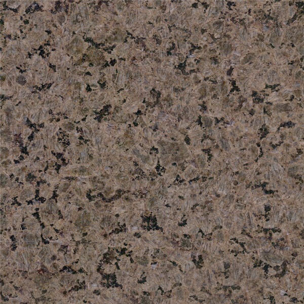 Big Brown Flower Granite