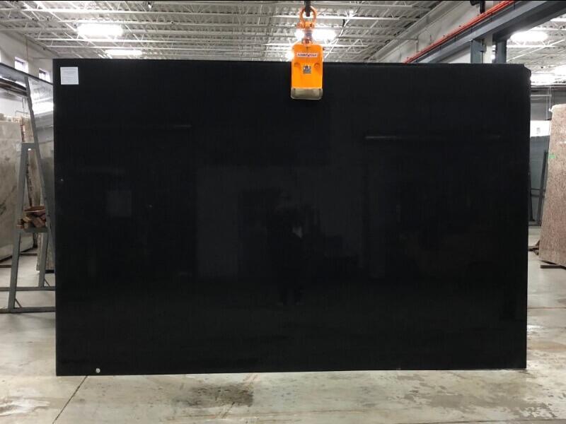 Black Beauty Granite Slabs Competitive Black Granite Stone Slabs for Countertops