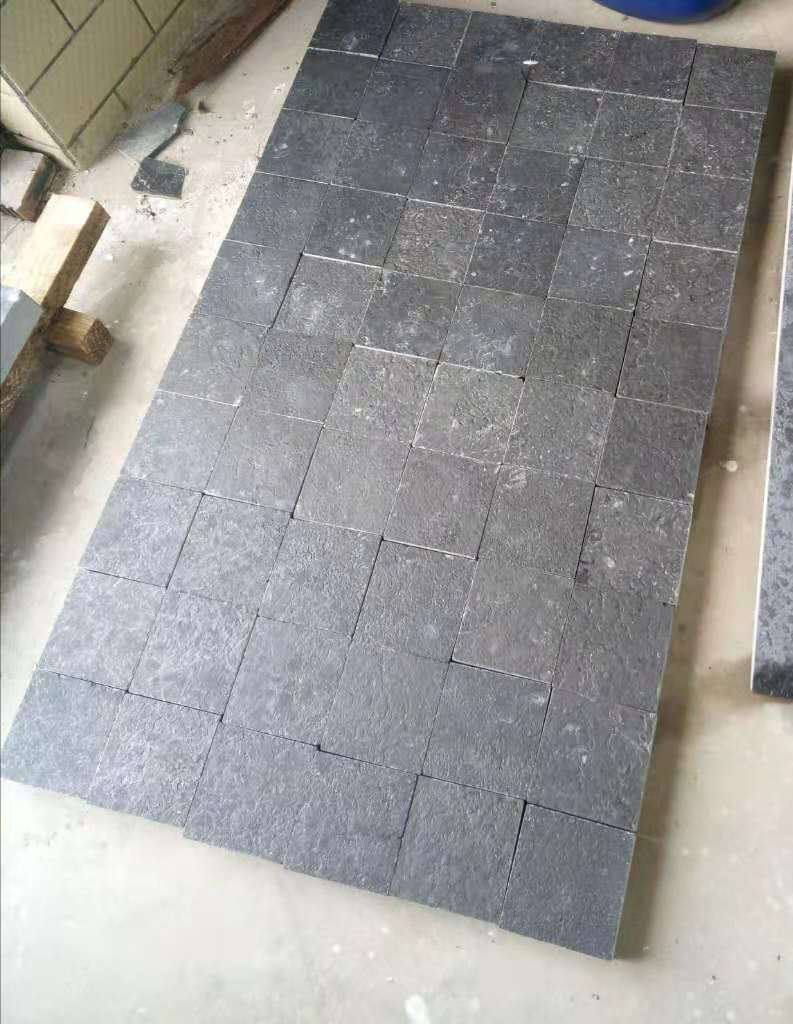 Black Basalt Paving Stone from Chinese Supplier