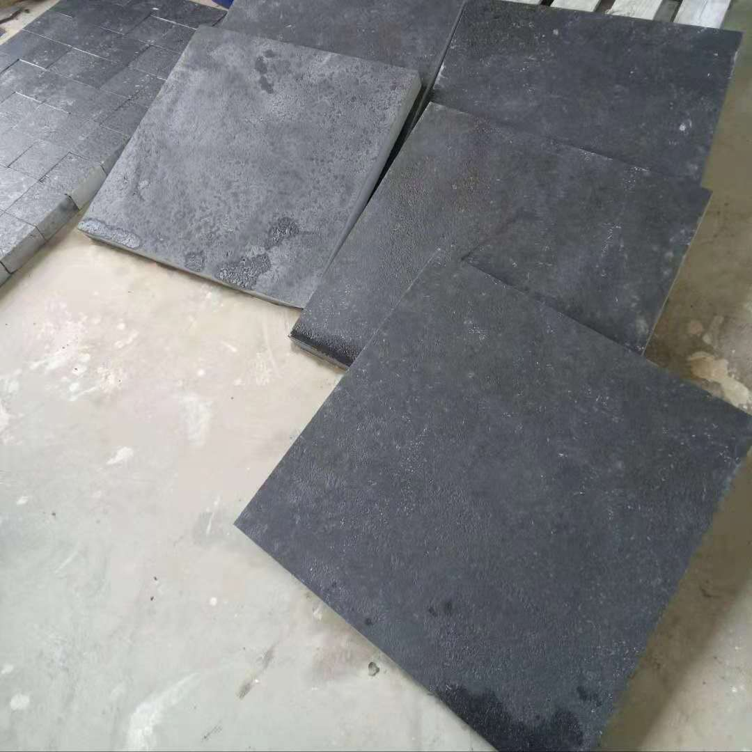 Black Basalt Tiles Chinese Basalt Flooring Tiles