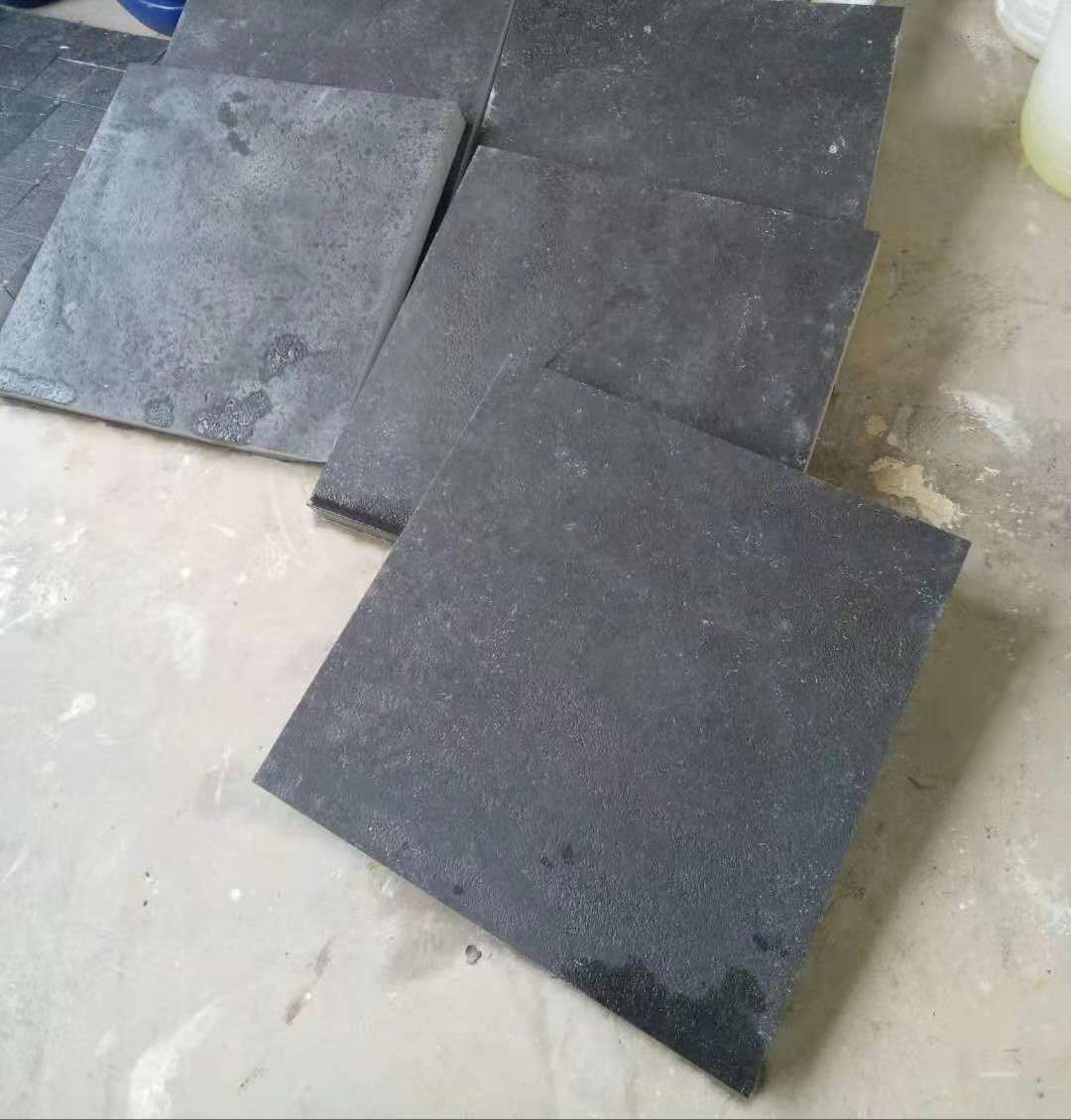 Black Basalt Tiles Chinese Basalt Tiles for Flooring