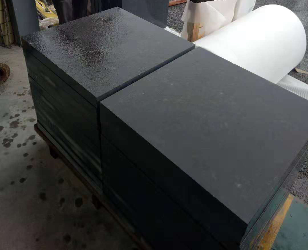 Black Basalt Tiles with High Quality