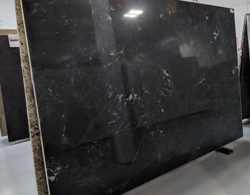 Black Diamond Quartzite Slab Brazil Polished Quartzite Stone Slabs