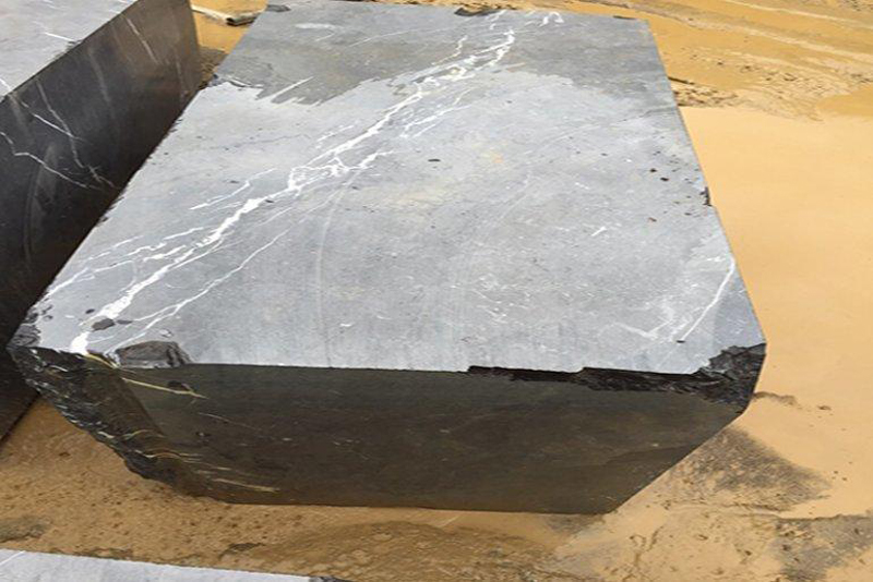 Black Eagle Marble Blocks Turkish Black Marble Blocks