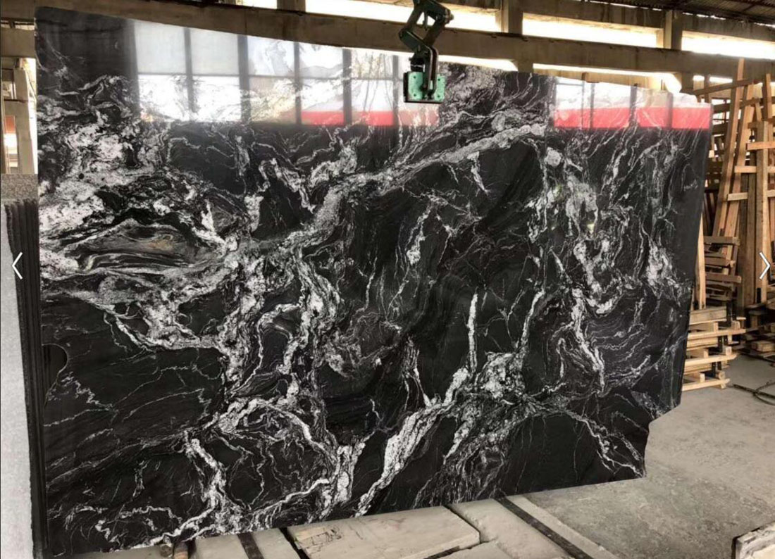 Black Fantasy Granite