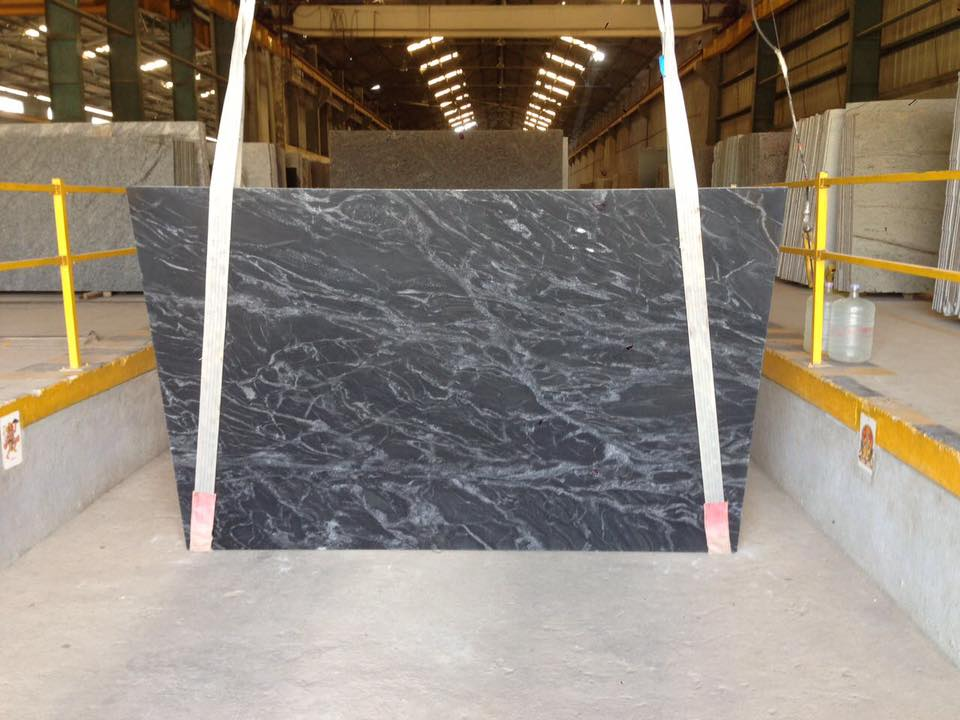 Black Forest Granite Slabs Black Polished Indian Granite Slabs
