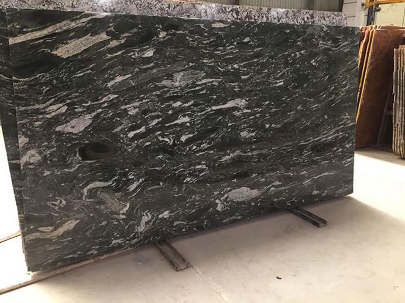 Black Forest Granite Slabs Polished Slabs