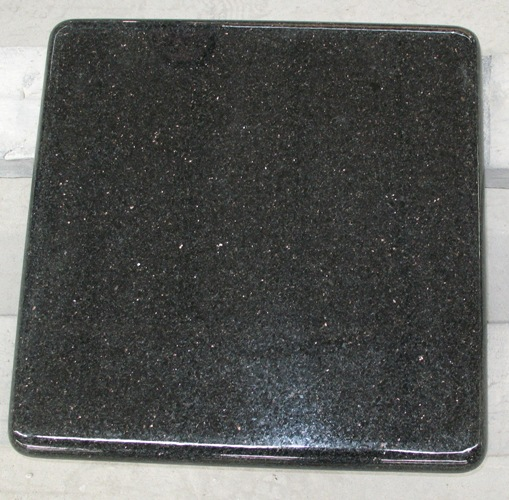 Black Galaxy Granite Tiles Black Polished Granite Tiles