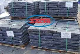 Black Granite Paving Stones