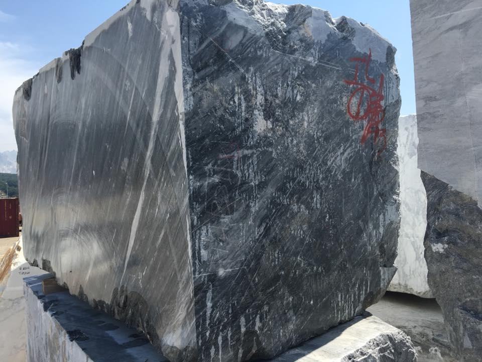 Black Lorano Italy Natural Marble Blocks