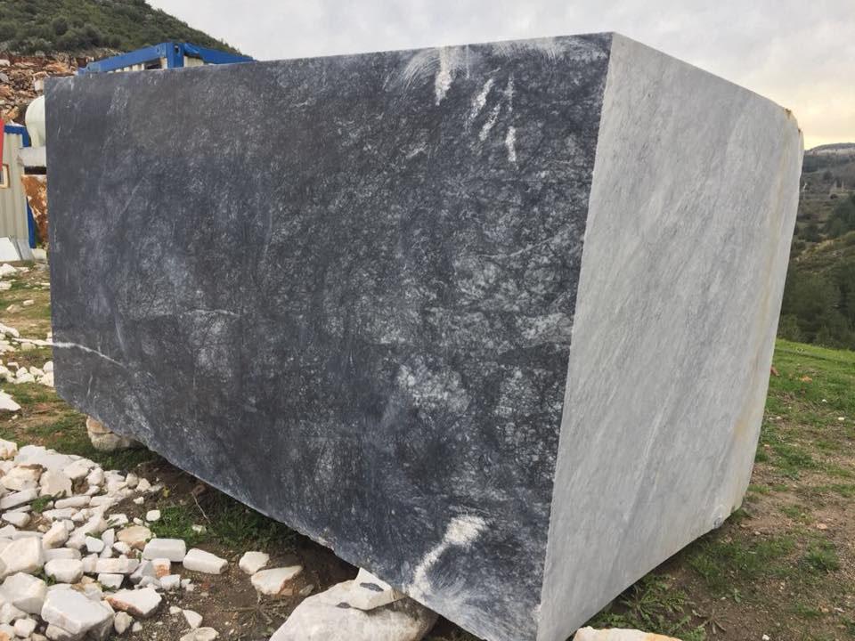 Black Marble Blocks Natural Marble Blocks