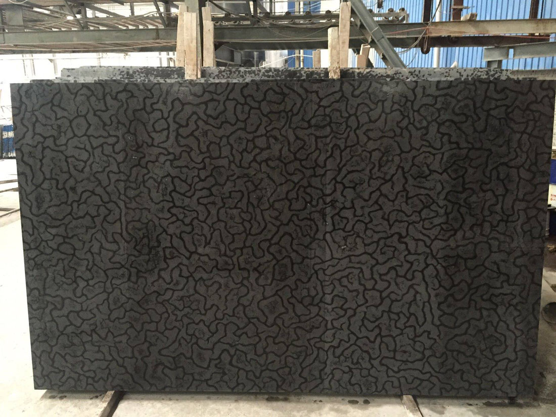 Black Marble Slabs Oracle Marble Polished Slabs