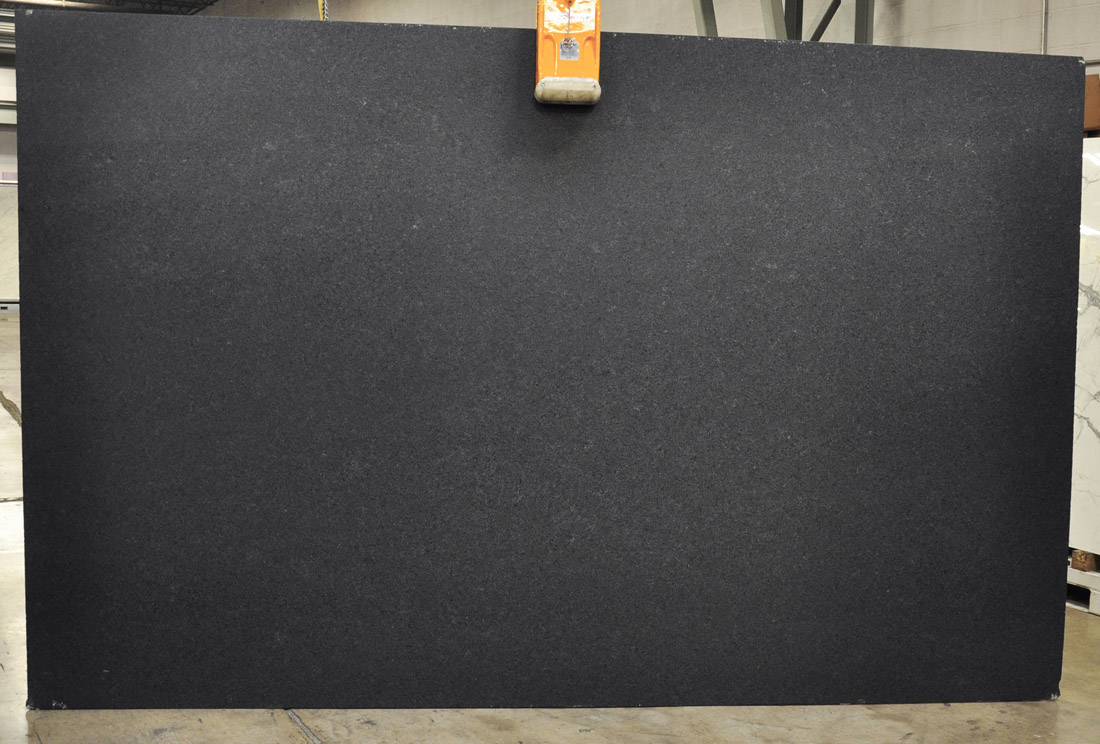 Black Pearl 3cm Leather Granite Slabs for Kitchen Countertops
