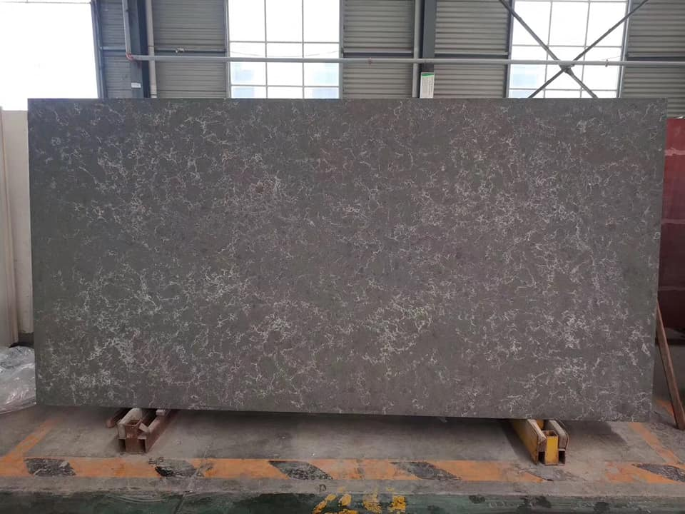 Black Quartz Slab Artificial Quartz Slabs