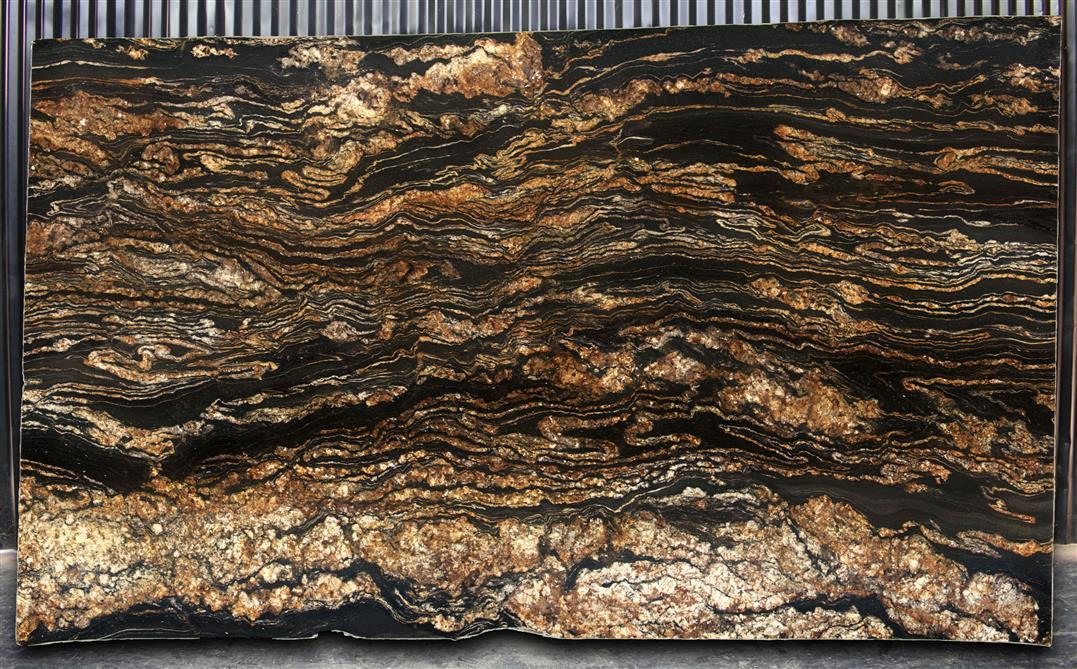 Black Taurus Granite Slabs Polished Granite Slabs