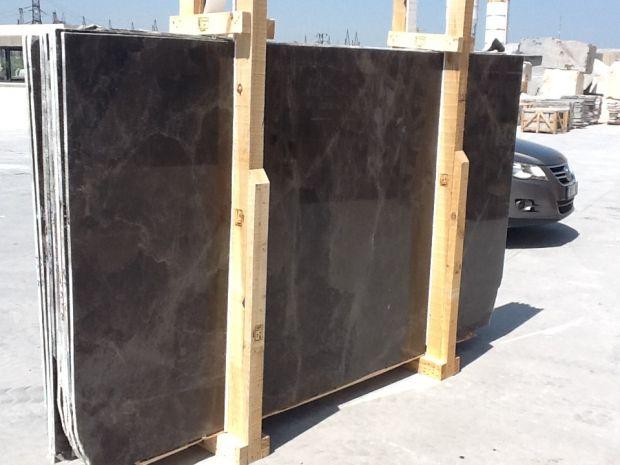 Black Olive Marble Slabs