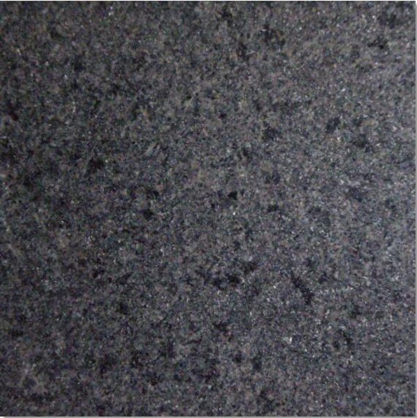 Black Spice granite from India