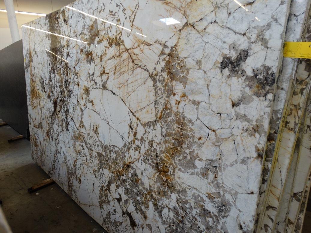 Blanc du Blanc Granite Slabs Polished Granite Slabs