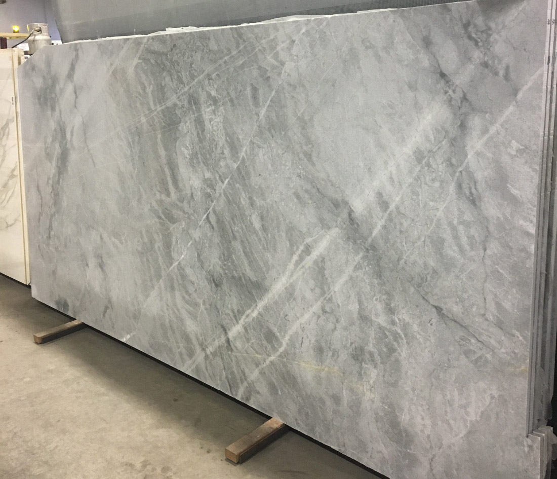 Bleu de Savoie Slab France Marble Polished Slabs