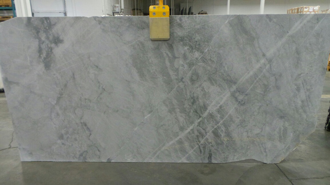Bleu de Savoie Slab Marble Polished Slabs for Countertops