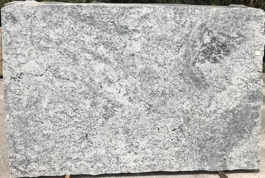 Blizzard Granite White Granite Slabs from Brazil