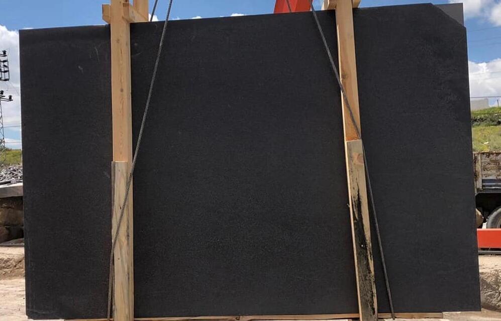 Basalt Stone Slabs Top Quality Black Basalt Slabs from Turkey