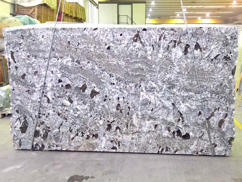 Blue Araras Granite Slabs Ash Blue Granite Slabs
