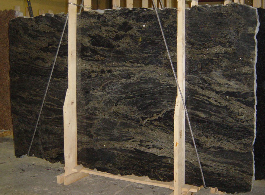 Blue Barracuda Granite Slabs for Kitchen Countertops